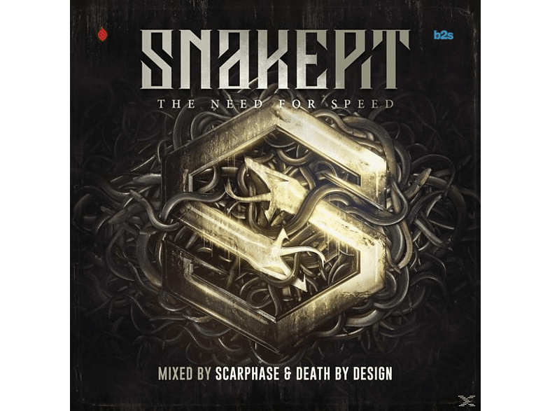 VARIOUS - Snakepit - The Need For Speed [CD]