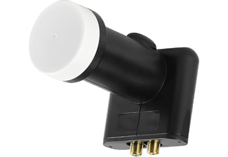 VIVANCO Universal Premium Twin LNB 40mm