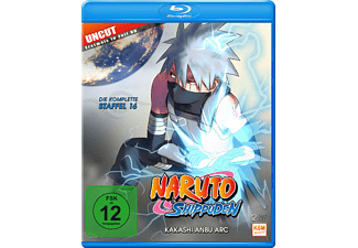 Naruto Shippuden - Staffel 16 Blu-ray
