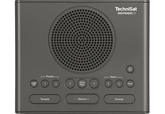 TECHNISAT DIGITRADIO 51 Digitalradio, digital, DAB+, DAB, FM, Anthrazit