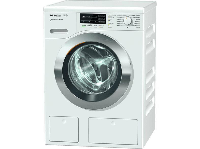 MIELE WKH 122 WPS  Waschmaschine (9 kg, 1600 U/Min., A+++)