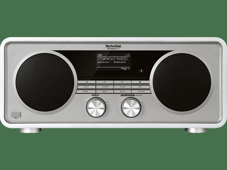 TECHNISAT Digitradio 600, Internetradio