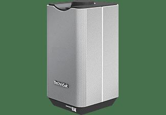 TECHNISAT 0000/9170 Audiomaster MR 1 Lautsprecher App-steuerbar, Bluetooth, Schwarz/Silber