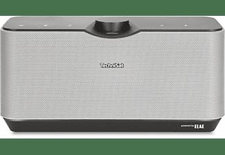 TECHNISAT 0000/9172 Audiomaster MR 3 Lautsprecher, Bluetooth, Schwarz/Silber