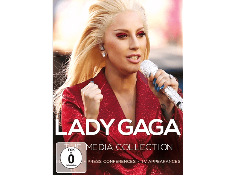 Lady Gaga - The Media Collection [DVD]