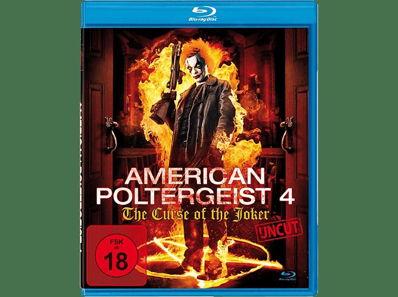 American Poltergeist 4-The Curse Of The Joker [Blu-ray]