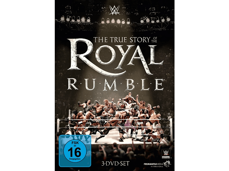 The True Story Of Royal Rumble [DVD]