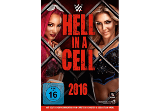 Hell In A Cell 2016 DVD