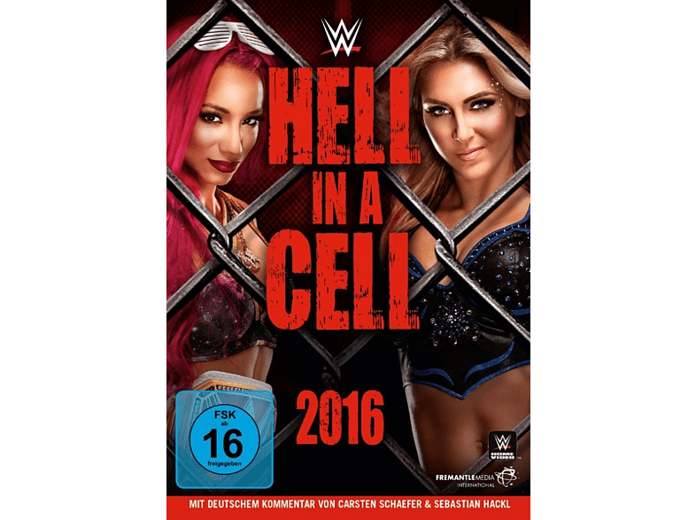 Hell In A Cell 2016 [DVD]