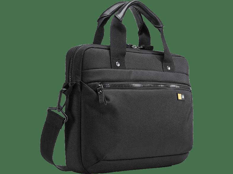 CASE-LOGIC Bryker Attache Notebooktasche, Umhängetasche, 11.6 Zoll, Schwarz