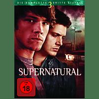 Supernatural - Die komplette 3. Staffel (5 Discs) [DVD]