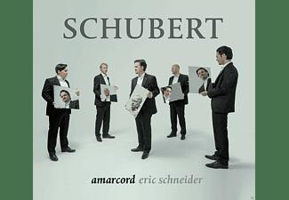 Eric Schneider, Ensemble Amarcord - Schubert  - (CD)