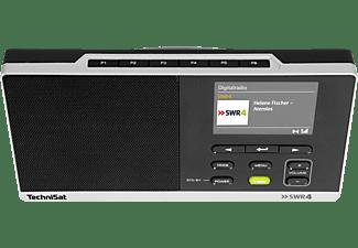 TECHNISAT DIGITRADIO 215 SWR4 EDITION Radio, digital, DAB+, DAB, FM, Schwarz