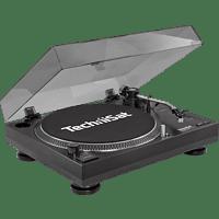 TECHNISAT Techniplayer LP 300 Plattenspieler Schwarz/Silber