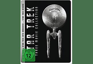 Star Trek Three Movie Collection - Steelbook Blu-ray
