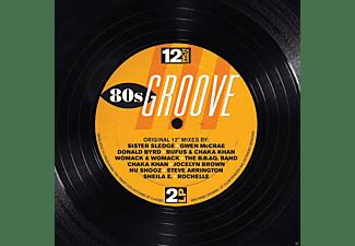 VARIOUS - 12 Inch Dance:80s Groove  - (Vinyl)