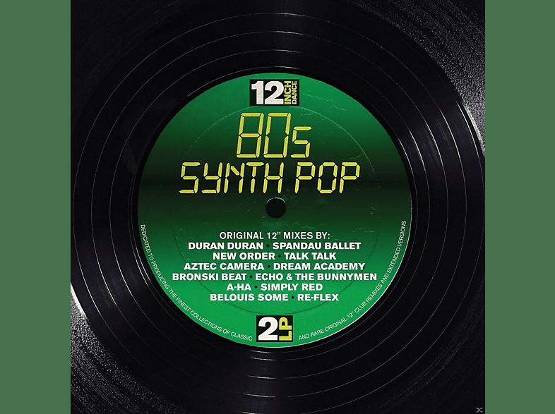 VARIOUS - 12 Inch Dance:80s Synthpop [Vinyl]