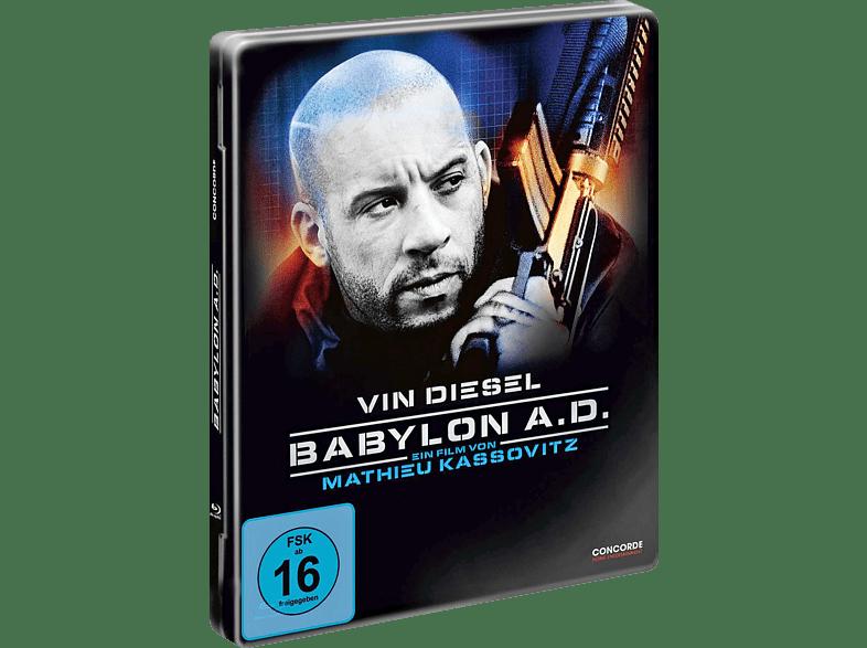Babylon A.D. (Exklusives FuturePak ® mit 3D-Prägung) [Blu-ray]
