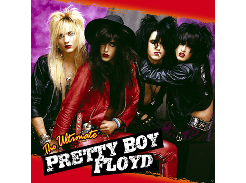 Pretty Boy Floyd - The Ultimate Pretty Boy Floyd [CD]