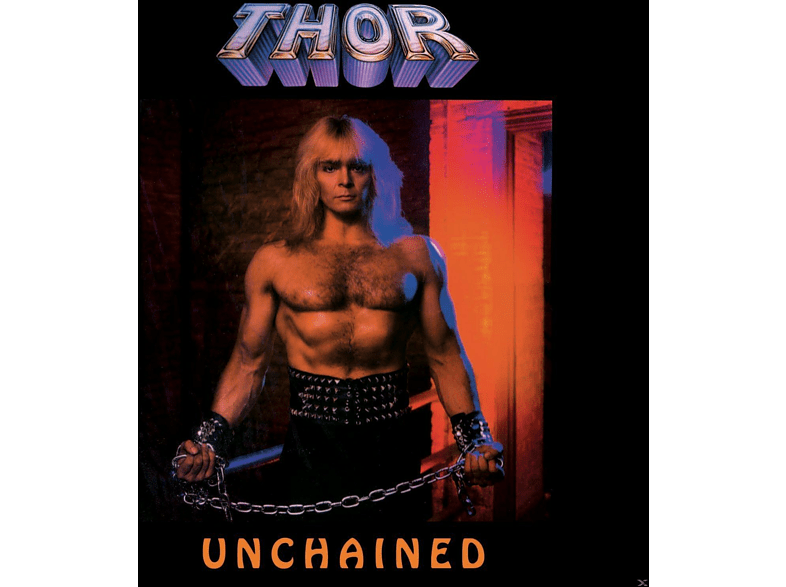 Thor - Unchained (Deluxe Edition) [CD + Buch]
