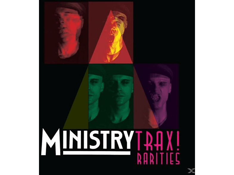 Ministry - Trax! Rarities [Vinyl]