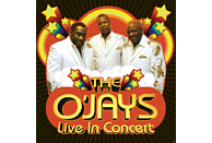 The O'Jays - Live In Concert [CD + Buch]