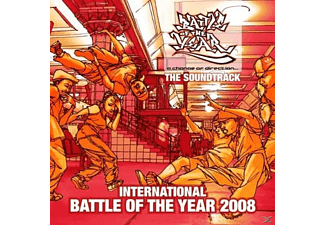 VARIOUS - Battle of the Year 2008-The  - (CD)