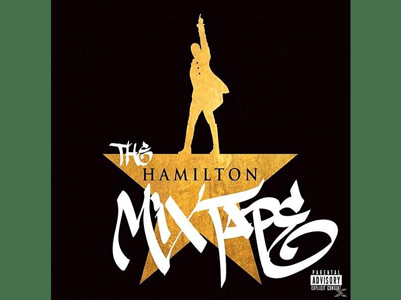 Original Broadway Cast Of Hami - Hamilton Mixtape,Thelton [CD]