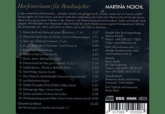 Martina Noichl - Harfenträume für Rauhnächte  - (CD)