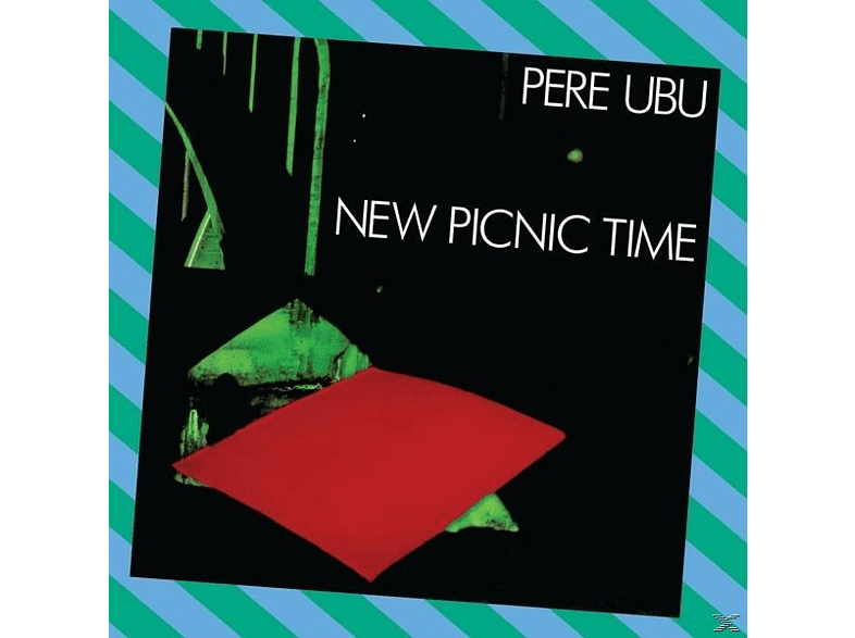 Pere Ubu - New Picnic Time [LP + Download]