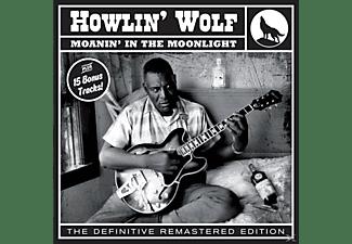Howlin' Wolf - Moanin' In The Moonlight+15 Bonus Tracks!  - (CD)
