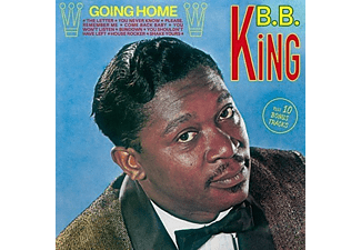 B.B. King - Going Home (Limited Edition) (HQ) (Vinyl LP (nagylemez))