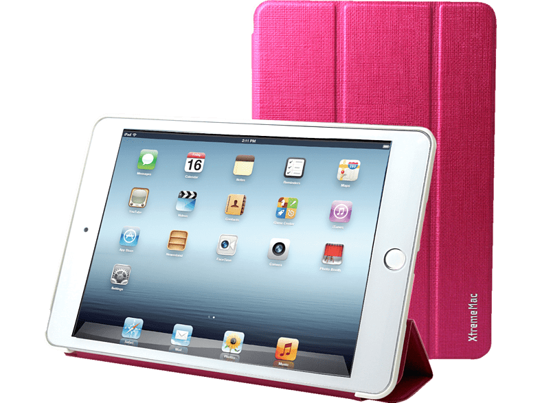 XTREME MAC MicroFolio Tablethülle, Bookcover, Pink