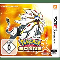 3DS Pokemon Sonne [Nintendo 3DS]