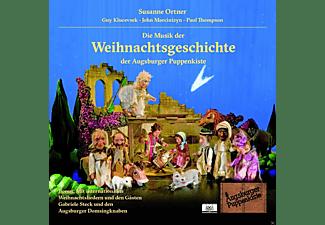 Susanne Ortner, Die Augsburger Puppenkiste, OST/VARIOUS - Die Weihnachtsgeschichte  - (CD)