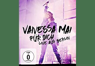 Vanessa Mai - Für dich-Live aus Berlin  - (Blu-ray)