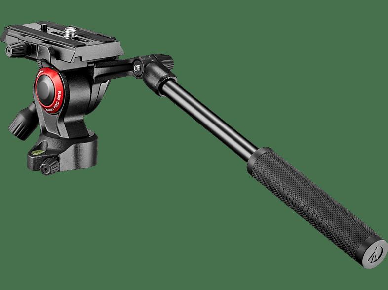 MANFROTTO MVH400AH  Fluid-Video-Neiger, Schwarz