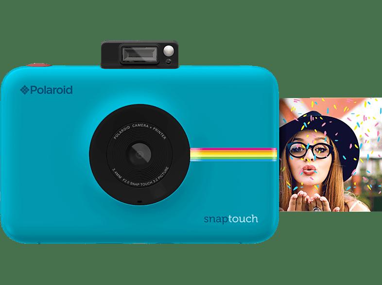 POLAROID Snap Touch Sofortbildkamera, Blau