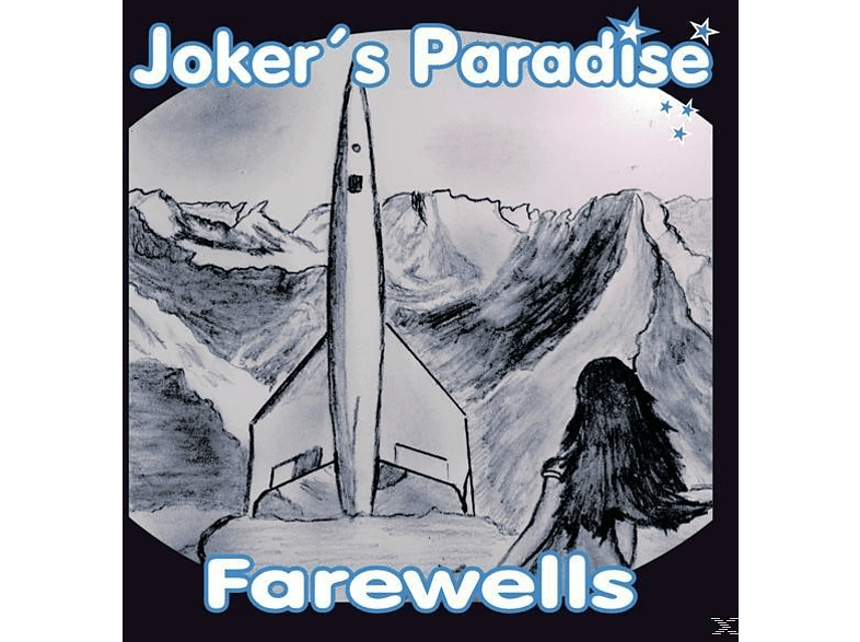 Joker's Paradise - Farewells [CD]