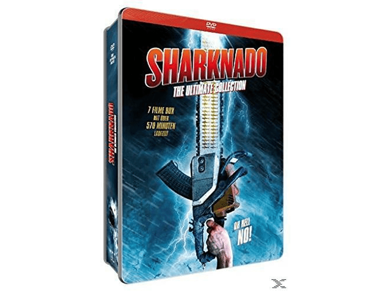Sharknado - The Ultimate Collection [DVD]