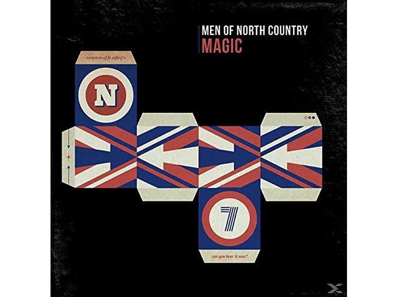 Men Of North Country - magic [Vinyl]