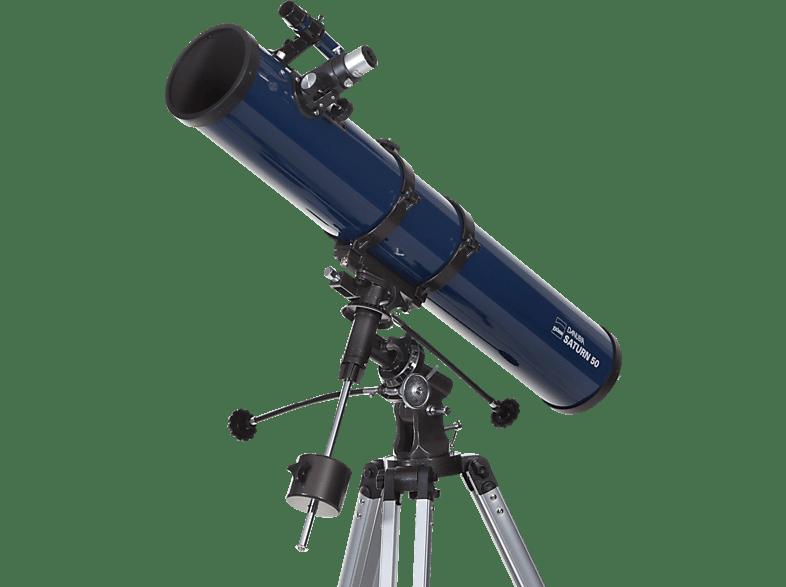 DÖRR 566049 SATURN 50 45-450x, 90-500x (Barrowlinse 2x), 114 Zoll, Teleskop