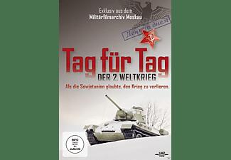 Tag für Tag - Der 2. Weltkrieg - Als die Sowjetunion glaubte, den Krieg zu verlieren DVD