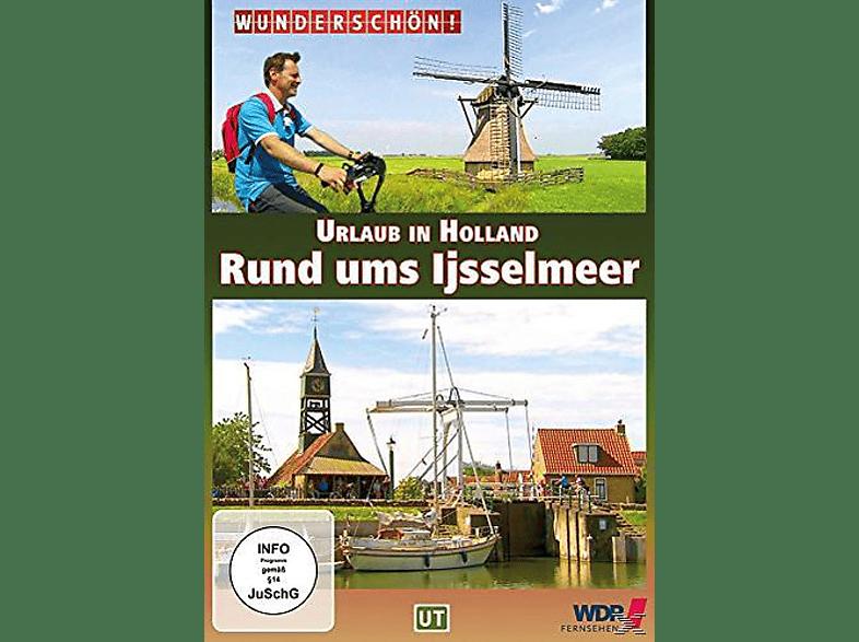 Urlaub in Holland - Rund ums Ijsselmeer [DVD]