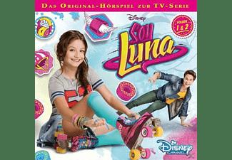 Soy Luna - Folge 1+2  - (CD)