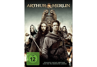 Arthur & Merlin DVD
