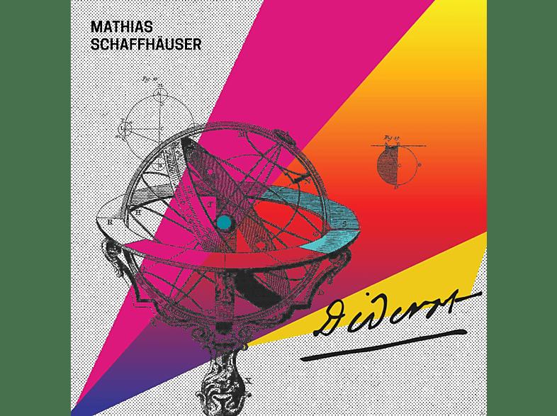 Mathias Schaffhäuser - Diderot [CD]