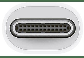 APPLE MMEL2ZM/A Thunderbold 3 Adapter, Weiß
