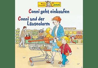 Conni - 49: Conni Geht Einkaufen/Conni Und Der Läusealarm  - (CD)