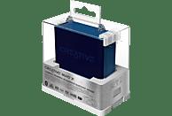 CREATIVE 51MF8250AA000 MUVO 2C Bluetooth Lautsprecher, Blau, Wasserfest